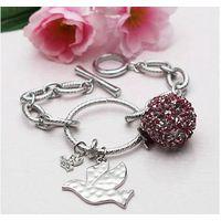 925 silver pandora bracelet 31407