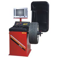 Automatic wheel balancer:SBMV 700P