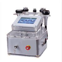 Portable Vacuum Cavitation Multipolar RF Fat Burning Slimming Machine