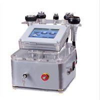 Portable Vacuum Cavitation Multipolar RF Fat Burning Slimming Machine