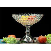 Glass Fruit plate(pot) for European style thumbnail image