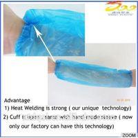 Arco vendor china cheap disposable pe arm sleeve