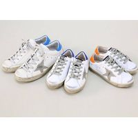 2015 Authentic Unisex GGDB Super Star Canvas Shoes