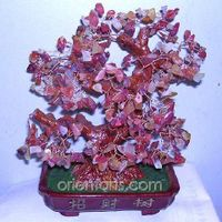 Gem Tree with Crystal for Feng SHui