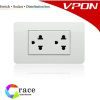 Double Multi America socket