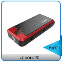 12000 mah car portable jump starter battery booster power mini car portable jump starter with air co