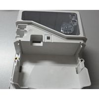 GE Meter Cover Overmold Injection Molding With Mold Master Hot Runner Valve Gate thumbnail image