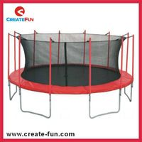 CreateFun 15ft Cheap Wholesale Large Outdoor Trampoline For Sale