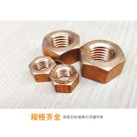 Copper Based Alloy Phosphor Bronze Nuts C51000 C52100