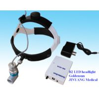 portable rechargeable led medical surgical headlamp