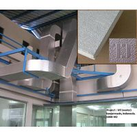PU Pre-Insulated Aluminum Air Duct Panel thumbnail image