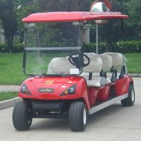 6 seater electric golf buggy by Marshell thumbnail image