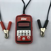 Digital battery/charging/starting system analyzer