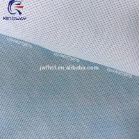 High breathable waterproofing membrane for wall wrap and roofing