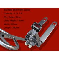 Pallet truck scales thumbnail image