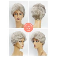 Female / Synthetic Wig Style No. 2155 56/Short/Curly
