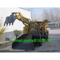 mucking loader Hydraulic underground tunnel loader