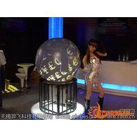 seamless sphere display