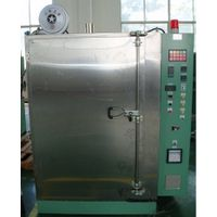 Car type additional vulcanizing oven