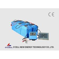 OCELL Lithium Deep Cycle battery 48V150Ah LiFePO4 Battery Pack for Portable Power