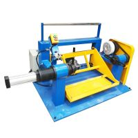 Qipang High quality Shaftless Motorized cable wire pay off rewinding machine