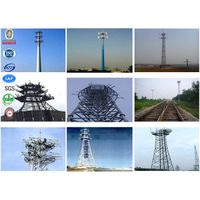 China Supplier GSM communication telecommunication tower