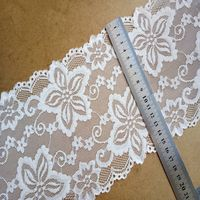 15.5cm jacquard lace trimming JL002