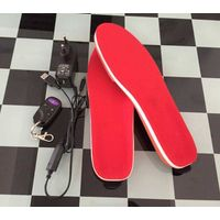 China Supplier Ski Winter Warm Insoles Heated Rechargeable Heated Insoles