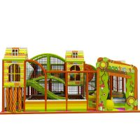 Newly Design Indoor Playground Equipment Adventure Castle WD-AD124 thumbnail image
