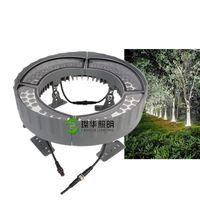Warm White 3000K Yellow Garden Park IP65 Outdoor Spotlight LED Projector Tree Light 30W 60W 48W 72W thumbnail image