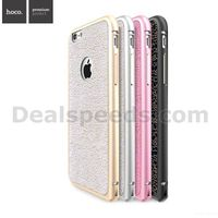 HOCO. Premium Product Ultrathin Colourful Hybrid PU&PC Back Protective Hard Case for iPhone 6 Plus