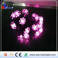 Solar LED string light, holiday light thumbnail image