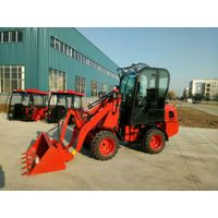 China CS908 0.8 ton mini wheel loader