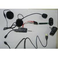 motor helmet bluetooth headset 200meters  (HF-HM289)