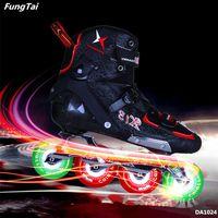 High-end Carbon Fibre Roller Inline Skate For Adults and Chinldren (DA1024)
