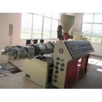 75-160mm PVC pipe extrusion line thumbnail image