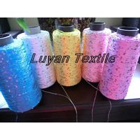 fancy sequin yarn