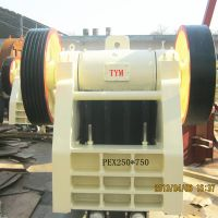 PEX250*750 Jaw Crusher