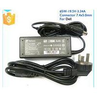 laptop adapter replacement for dell replacement 19.5V 3.34A 7.4*5.0 Laptop Adapter