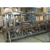 Monobloc 5 Gallon Mineral Water Washing Filling Capping Machine