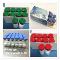 Top 99.8% High pure GHRP-2 ghrp2 GHRP somatropin Jintropin With high rate reordering for Big Muscle