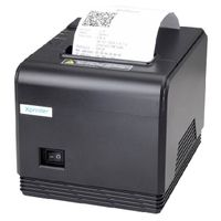 Receipt Therrmal Printer 80mm Thermal Receipt Printer Cutting Auto Printer with ESC/POS and STAR XP-