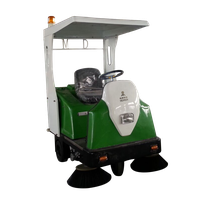 GD-1388A SMART SWEEPING MACHINE