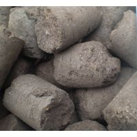 Carbonic lignin brickets