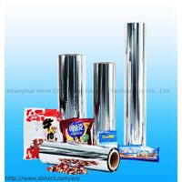 metallized PET film, metallized Polyester film, vacuum metallized, silver film
