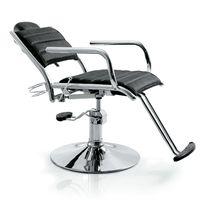 Modern hydraulic barber chair thumbnail image