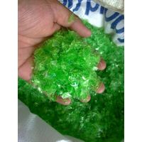 Green Bottle Recycled PET Flakes