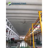 24 Feet Large Industrial Ceiling Fan with High Efficient Ventilation Effect thumbnail image