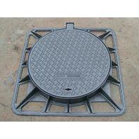 Manhole cover C250 EN 124