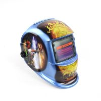 blue eagle welding helmet